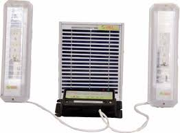 Amazoncom  EZ Solar Light Two Pack Set Home U0026 Gutter LED Light Home Solar Light