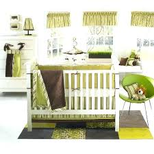 green baby bedding blue and green crib bedding refreshing green banana fish baby crib bedding set