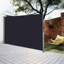 outdoor privacy screen waterproof