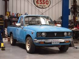 1976 Toyota Hilux Pickup Truck with 22R Engine Swap for sale: photos ...