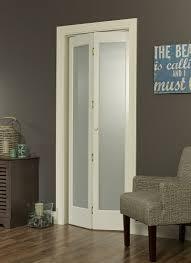modern glass closet doors. Modern Glass Bifold Closet Doors Interior Decorative And