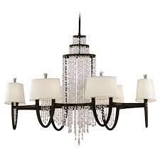 corbett viceroy royal bronze 12 light oval chandelier