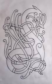 Viking šperkyprstenynáhrdelníkypřívěsky Vikingové Uzly A