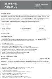 Sample Mba Resume Best Sample Resume For Finance Freshers With ...