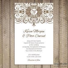 Free Wedding Invitation Maker Free Wedding Invitation Maker