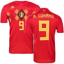 9 2018 R Www Cup World Lukaku Shirt com Belgium Home unisportstore