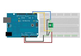 arduino memsic2125 circuit
