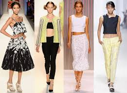Sydne Style A to Z Trend Guide Spring Summer 2014 New York Fashion Week  Runway Kate