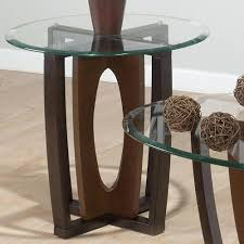 round glass top end table glass top end tables round glass top display table ikea
