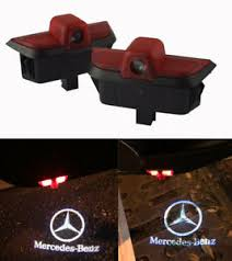 How to install mercedes benz logo light. Led Car Door Welcome Projector Logo Courtesy Ghost Shadow Light For C Class W204 Ebay