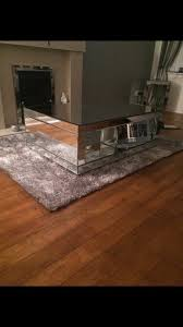 next mirrored coffee table