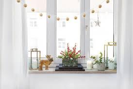 Weihnachtsdeko Fensterbank