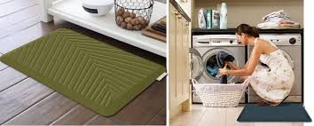 Cushioned Floor Mats For Kitchen Kitchen Matstanding Matkitchen Mat Anti Fatigue Standing Mat