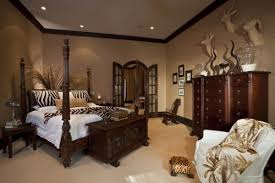 ... African themed rooms