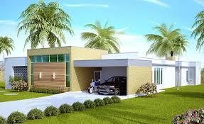 Quem disse que não dá para criar uma casa pequena com um espaço amplo na área de lazer, não é mesmo? Casa Uberlandia 4 Quartos Com Suite Master Piscina E Adega Plantas De Casas