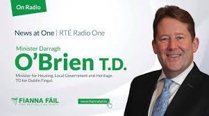 Darragh O'Brien TD -         Photos | Facebook