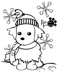 Small Picture Printable winter coloring pages ColoringStar
