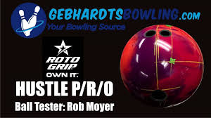 roto grip balls. gebhardtsbowling.com ball reviews - roto grip hustle p/r/o \u0026 s/a/y balls