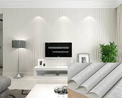 Modern Wallpaper Designs For Living Room Aliexpresscom Buy 1 Roll 10 M Wallpaper For Walls Wall Paper