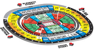 Wells Fargo 76ers Seating Chart 19 Veracious Sixers Virtual Seating Chart