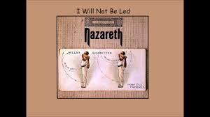 <b>Nazareth</b> - I Will Not Be Led - YouTube