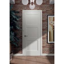 white interior 3 panel doors. Contemporary White ThreeFlatPanelWhiteBeautyjpg Intended White Interior 3 Panel Doors L