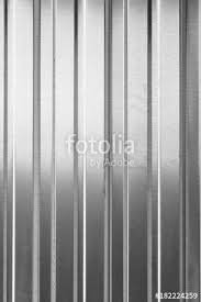 wall of sheet metal corrugated metal background