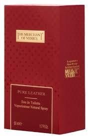 Купить <b>Туалетная</b> вода The Merchant of Venice <b>Pure Leather</b> , 50 ...
