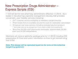 Express Scripts Customer Service New Prescription Drugs Administrator Express Scripts Esi