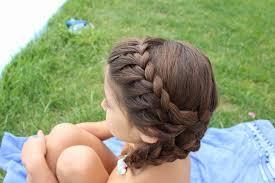 Los Peinados Para Ni As M S F Ciles Y R Pidos De Hacer Los Peinados