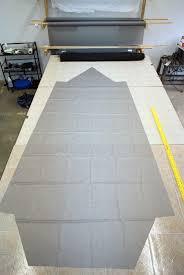 net tent instructions cut the floor
