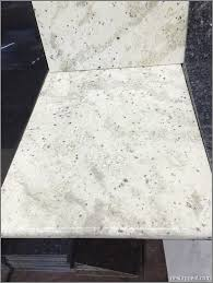 Bianco Romano Granite Kitchen Granite Tile Countertop In Bianco Romano By Lazy Granite