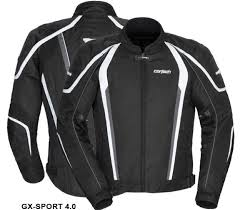 cortech gx sport 4 0 and gx sport air 4 0 jackets motorcycle powersports news