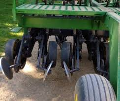 Reconfigure Planting Units On No Till Drills To Improve
