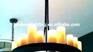 elegant pillar candle chandelier small home decor inspiration for remodel rectangular
