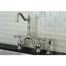 Bridge Kitchen Faucets For Less
