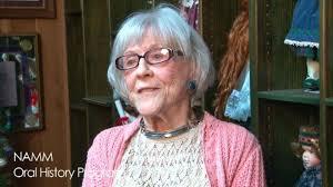 NAMM Oral History Spotlight: Viola Smith | NAMM.org
