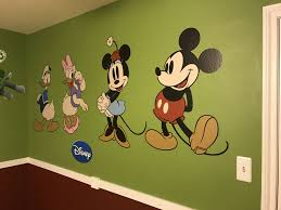 funky mickey mouse clubhouse wall art gallery the wall art design design of funky wall stickers