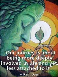 Ram Dass Quotes Amazing Ram Dass Our Journey Quote