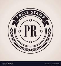 Stamp Design Stamp Calligraphic Design Logo Luxury