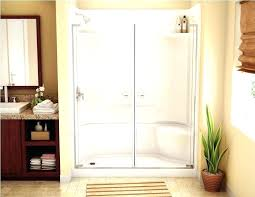 one piece showers stalls one piece shower stall home depot one piece