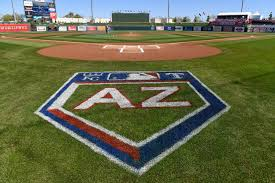 Salt River Fields Interactive Seating Chart Cactus League Spring Training Practice Sessions