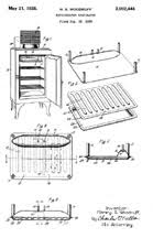 a to a 1930s appliance show ge monitor top patent no