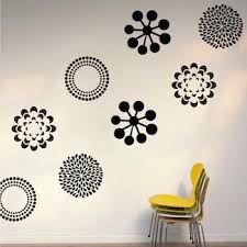Small Picture Pretty Wall Decals Floral Decals From Trendy Wall designs