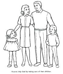 coloring pages of a happy family coloring pages family coloring pages of a family family coloring