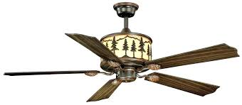 south western style ceiling fan popular southwestern fans indoor outdoor black with teak regard to 15