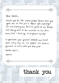 Gratitude Letter Template How To Write A Thank You Letter With Sample Letters Wikihow