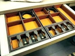 tie drawer organizer creative of closet best furniture wooden organize