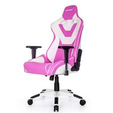 gaming chair akracing ak cp pink and white versus gamers