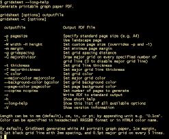 Gridsheet 0 2 0 Screenshots